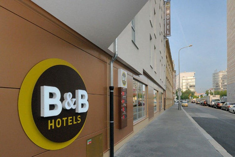 B&B Hotel Prague-City