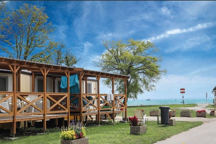 Balatontourist Mobile Homes Füred