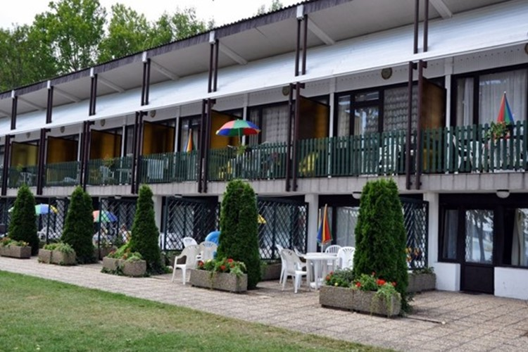 Balatontourist Strand Motel Füred