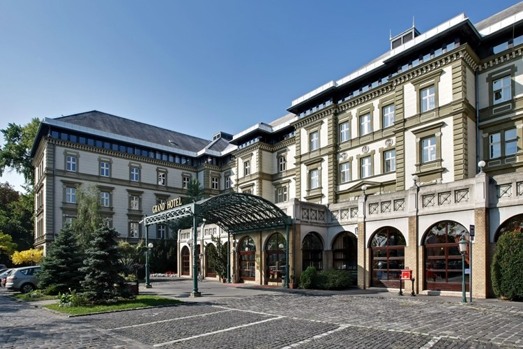 Ensana Grand Margaret Health Spa Hotel (Danubius Grand Hotel)