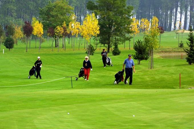 Hotel Greenfield Golf & Spa, CK Geovita s.r.o.
